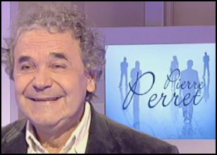 Image Pierre Perret souriant émission TV