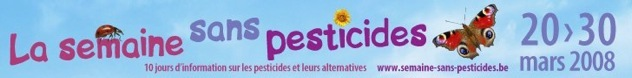 10 jours sans pesticides