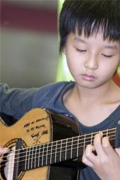 Sungha sung un très grand guitariste