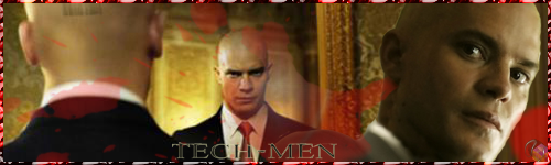 "(¯`·.La Galerie by tech-men "" mes cr&a"".·´¯) Hitmansignature"