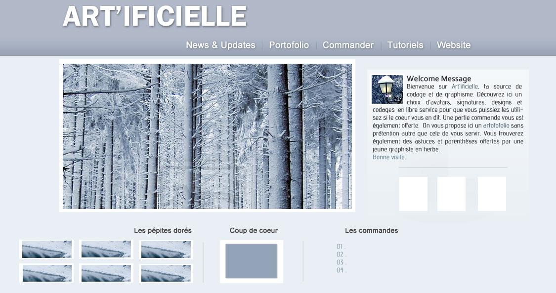 Art'ificielle • Loumina's gallery Arti