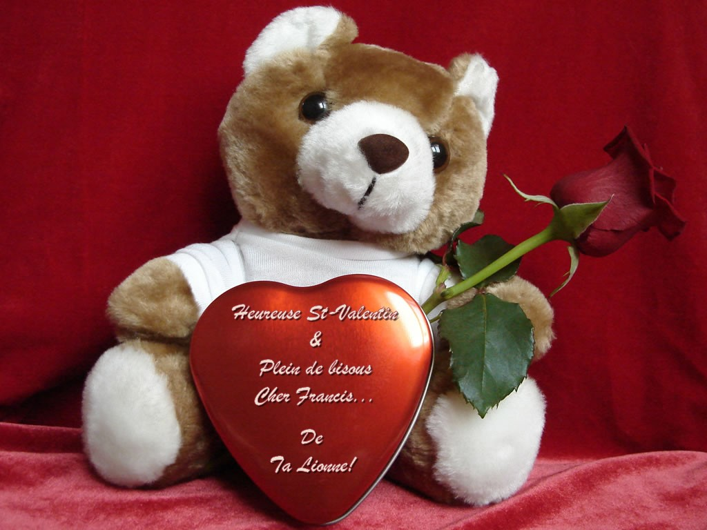 Heureuse St-Valentin