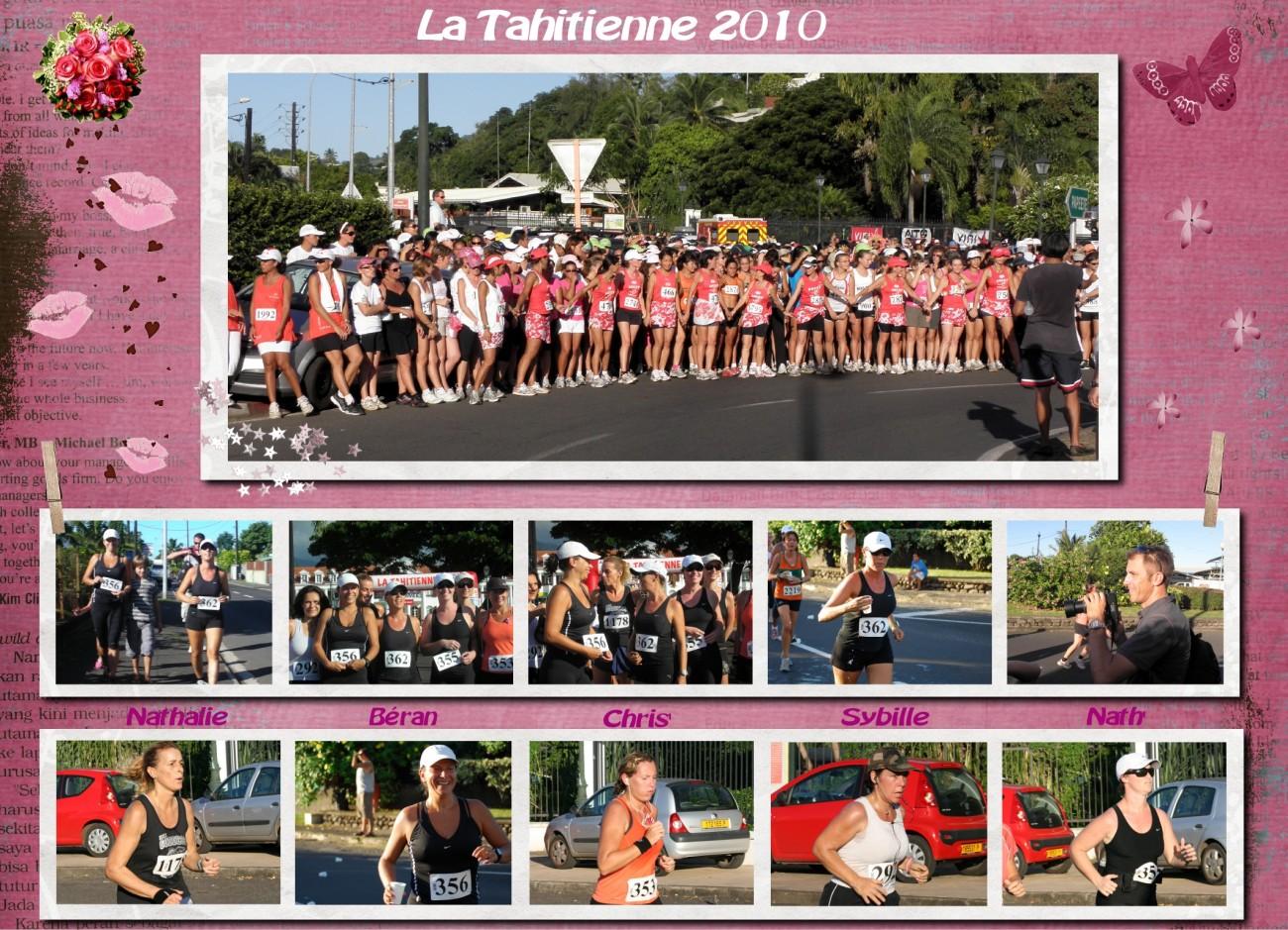 La Tahitienne 2010