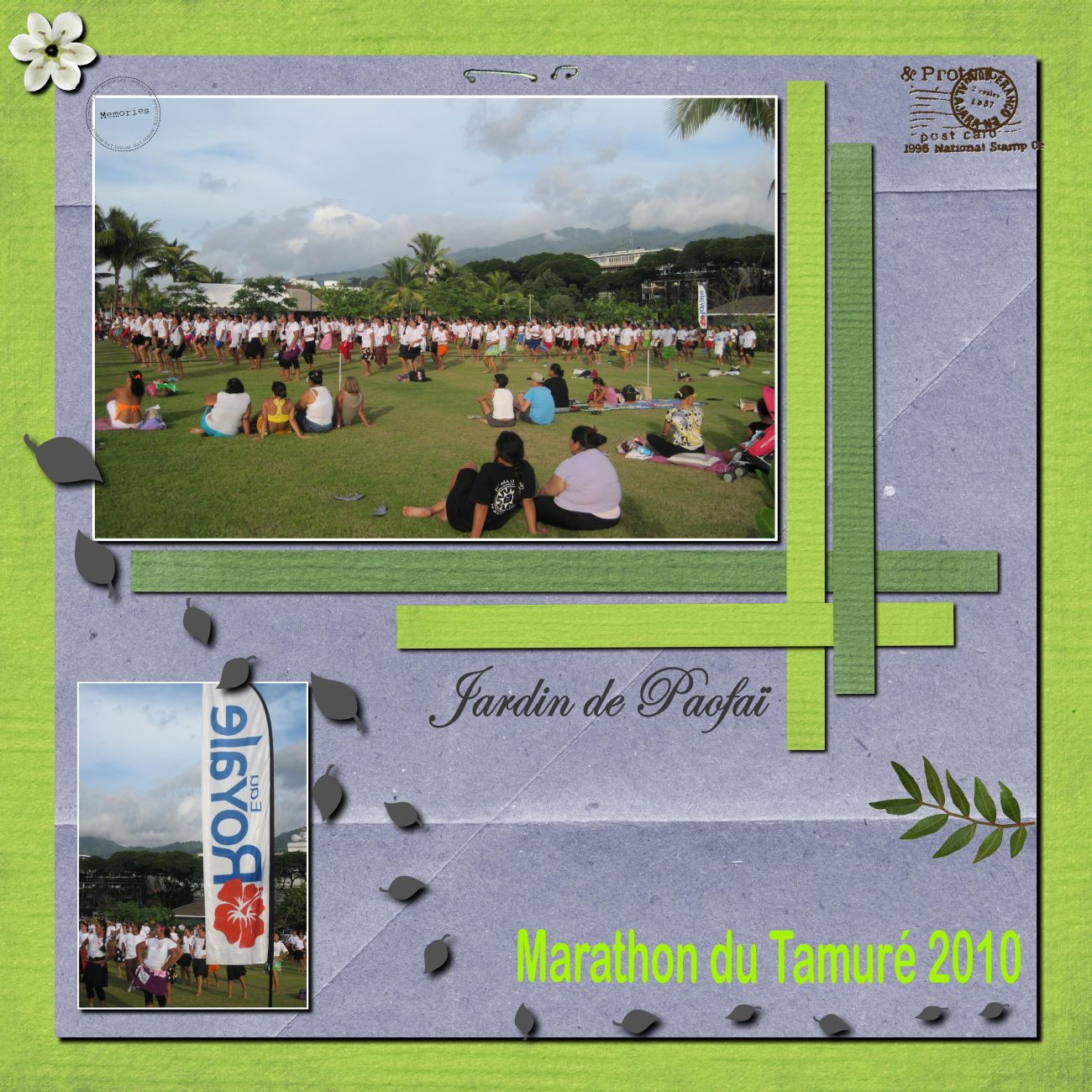 Ori Tahiti Marathon 2010
