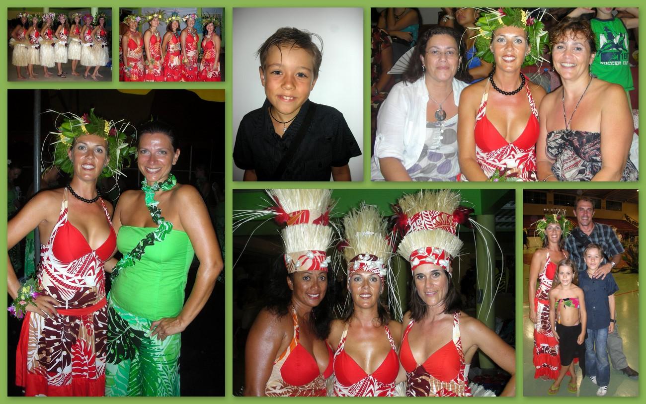 Gala Aratoa 2010 à Arue