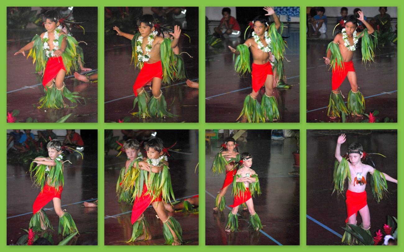 Gala 2010 Aratoa à Arue...