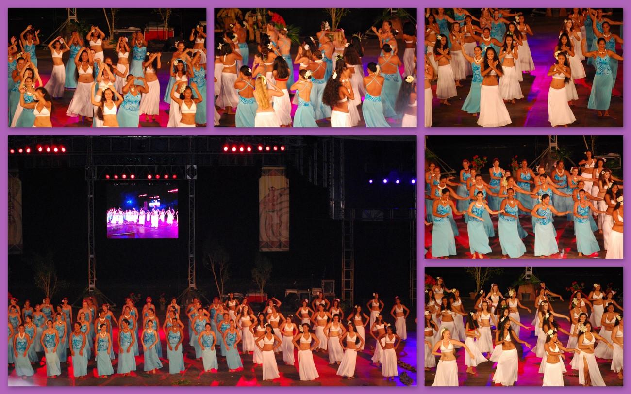 Heiva des écoles de Ori Tahiti 2010