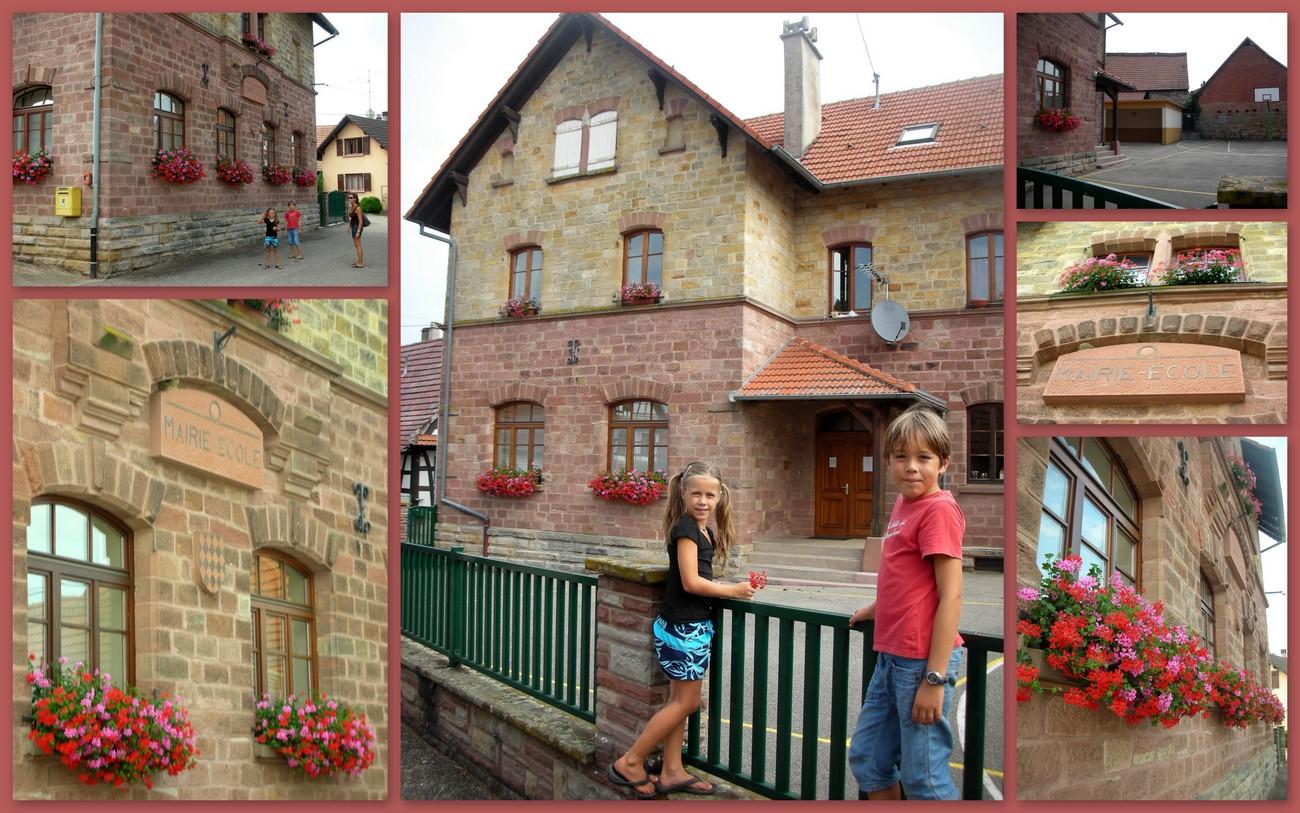 1° virée en Alsace...