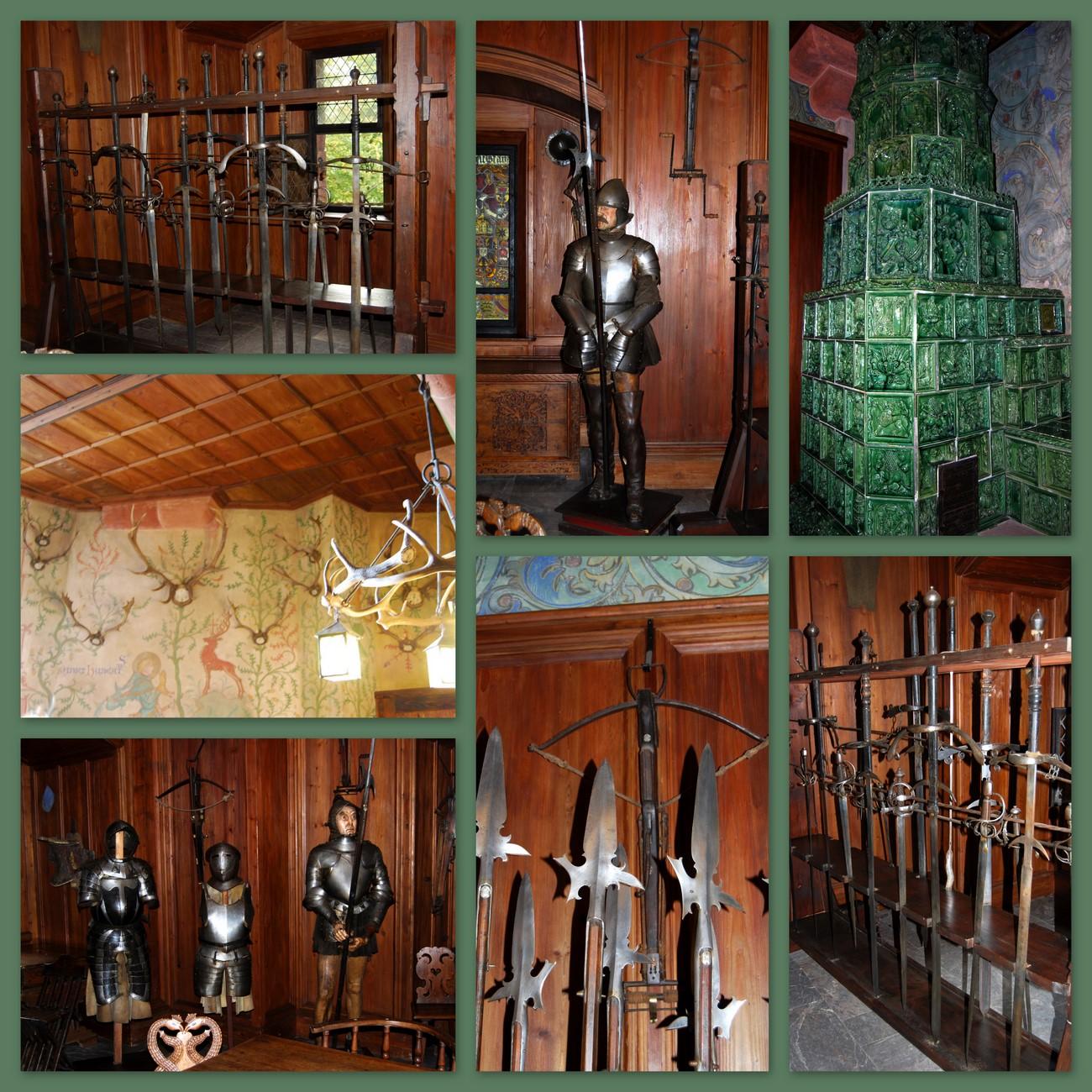 Le chateau du Haut-Koenigsbourg...