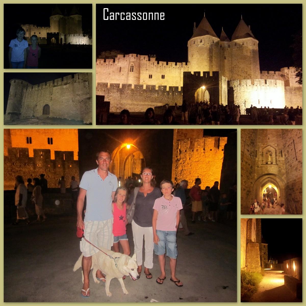 Carcassonne & Mouriès