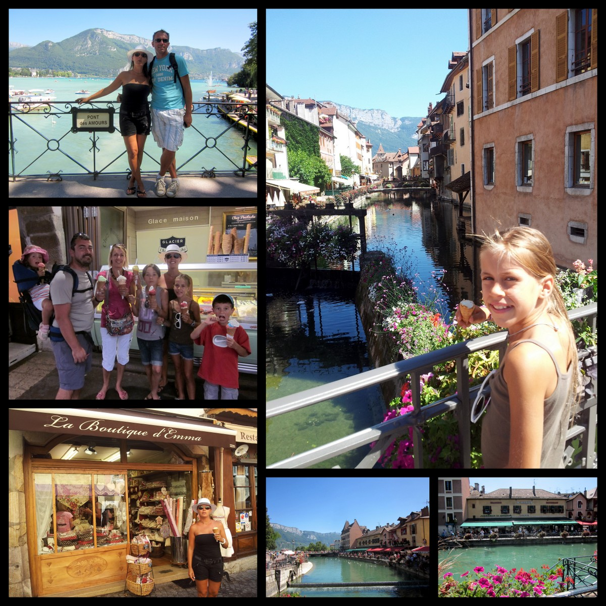 Annecy...