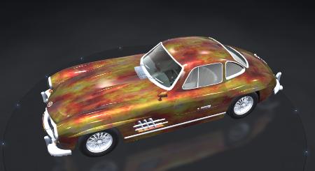 Mercedes Merco