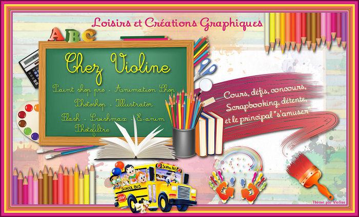 Chez Violine - Forum de Loisirs et Créations Graphiques - Page 3 BanRentree_PUB