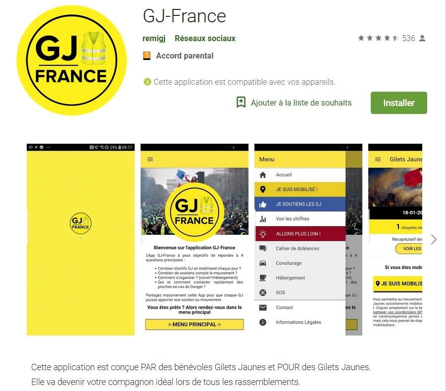GJ France