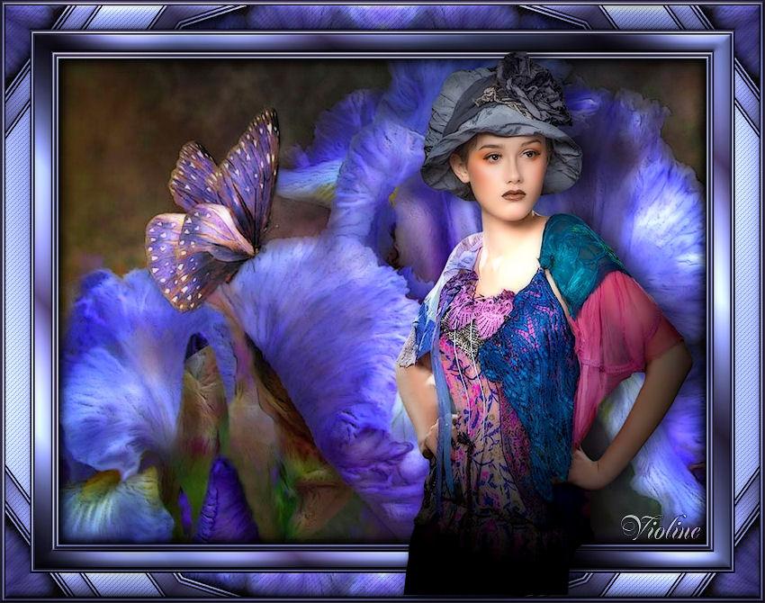 Lady flower Creachou210219_Lady_flower