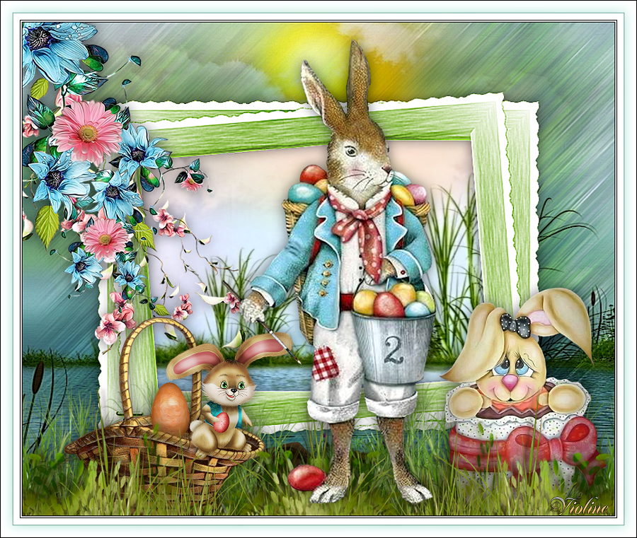 MES CREATIONS à mettre sur Monde Graphisme Creachou130420_Challenge_Fairy_panier