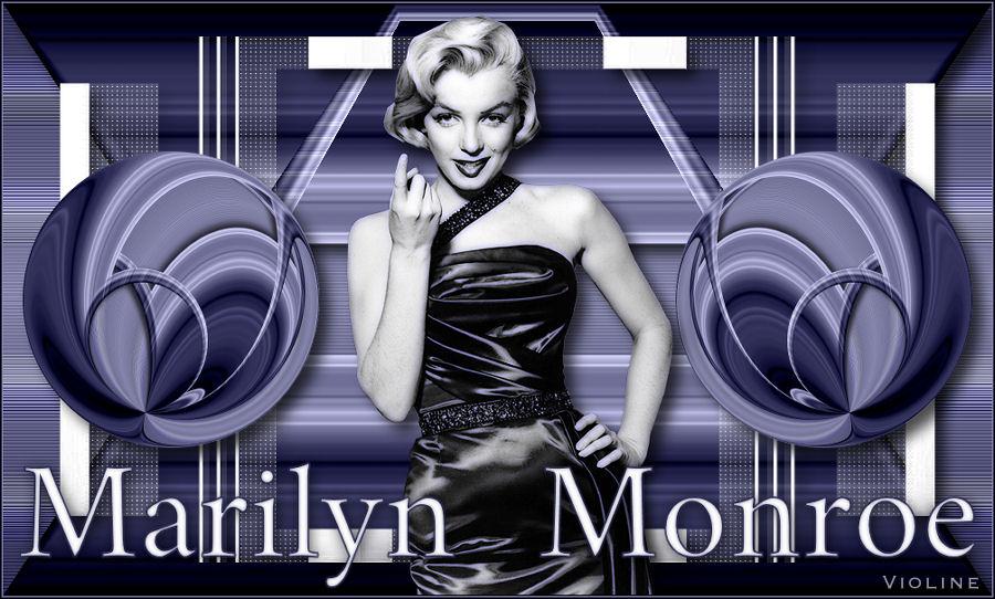 MES CREATIONS à mettre sur Monde Graphisme Creachou150319_Marilyn_Monroe